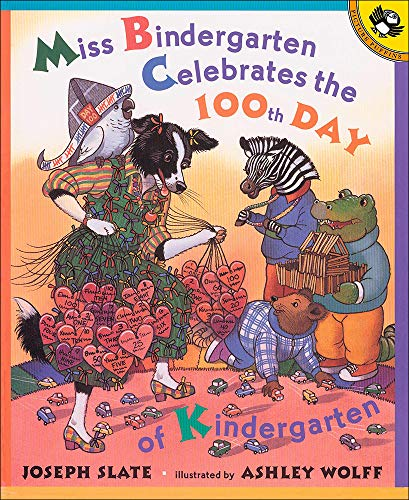9780756915384: Miss Bindergarten Celebrates the 100th Day of Kindergarten (Miss Bindergarten Books (Pb))