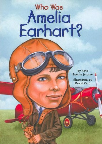 9780756915872: Who Was Amelia Earhart?