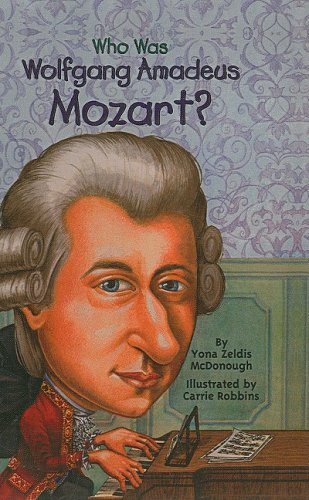 9780756915940: Who Was Wolfgang Amadeus Mozart?