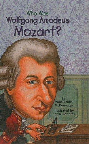 9780756915940: Who Was Wolfgang Amadeus Mozart?