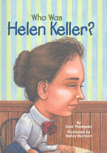 9780756915964: Who Was Helen Keller? (Who Was...? (PB))
