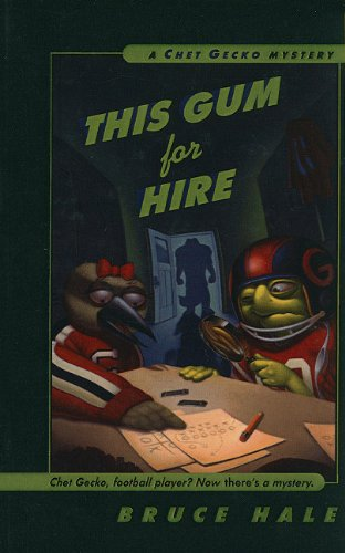 9780756915995: This Gum for Hire (Chet Gecko Mysteries (Numbered))