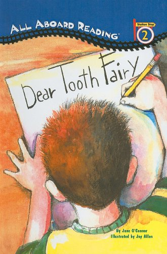 9780756916442: Dear Tooth Fairy (All Aboard Reading: Level 2)