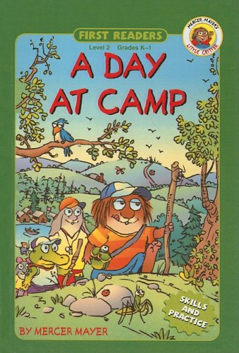 A Day at Camp (First Readers: Level 2): Mercer Mayer