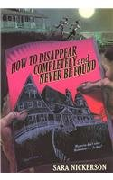 9780756916817: How to Disappear Completely and Never Be Found