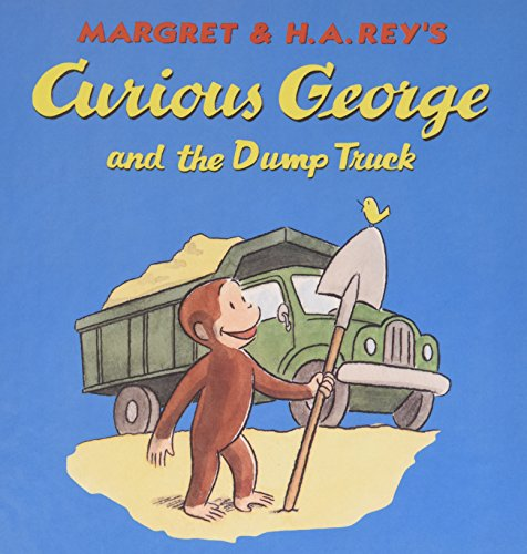 Curious George and the Dump Truck (Curious George 8x8): Margret Rey