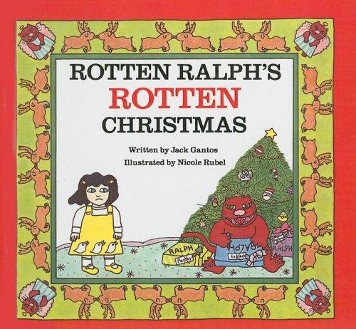 9780756918125: Rotten Ralph's Rotten Christmas