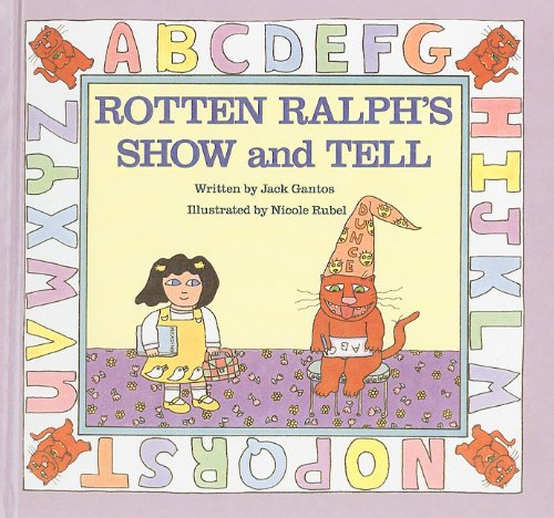 9780756918132: Rotten Ralph's Show and Tell