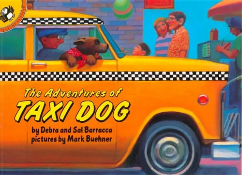 9780756919108: Adventures of Taxi Dog (Picture Puffin Books)