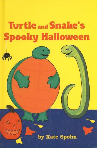 9780756919498: Turtle and Snake's Spooky Halloween (Easy-To-Read: Level 1 (Pb))