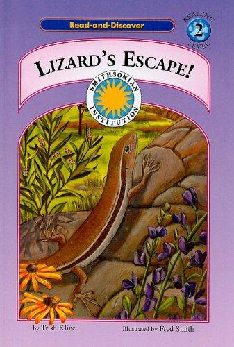 9780756920296: Lizard's Escape!