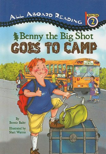9780756920364: Benny the Big Shot Goes to Camp (All Aboard Reading: Level 2 (Pb))