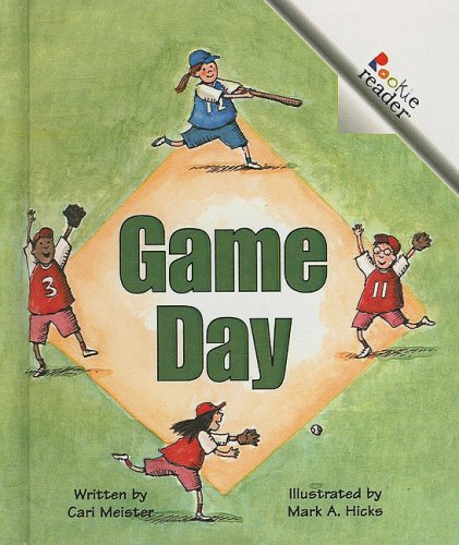 9780756920524: Game Day (Rookie Readers: Level A (Pb))