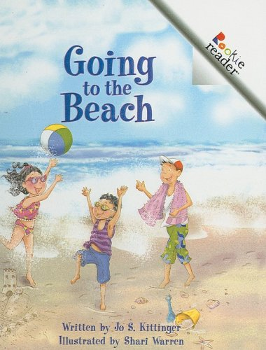 9780756920548: Going to the Beach (Rookie Readers: Level A (Pb))