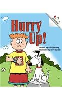 9780756920708: Hurry Up! (Rookie Readers: Level C (Pb))