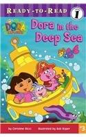 9780756921101: Dora in the Deep Sea (Ready-To-Read Dora the Explorer - Level 1)