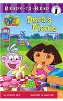 Dora's Picnic (Dora the Explorer): Ricci, Christine
