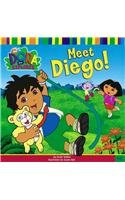 9780756921187: Meet Diego! (Dora the Explorer 8x8)
