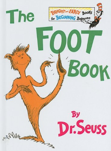 9780756921248: The Foot Book (Bright & Early Books for Beginning Beginners (Prebound))