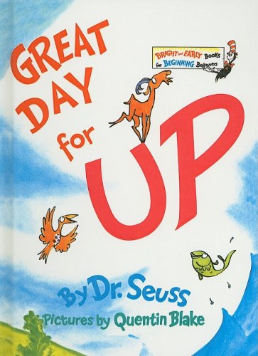 9780756921262: Great Day for Up (Bright & Early Board Books)