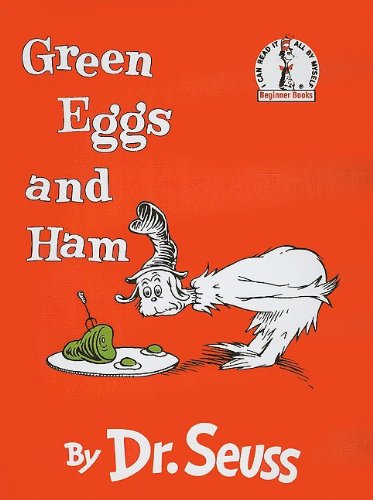 Green Eggs and Ham (I Can Read It All by Myself Beginner Books (Pb)): Seuss, Dr