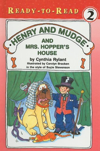 9780756922009: Henry and Mudge and Mrs. Hopper's House (Ready-To-Read: Level 2 (Pb))