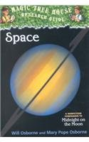 9780756922153: Space: A Nonfiction Companion to Magic Tree House #8: Midnight on the Moon (Magic Tree House Fact Tracker)