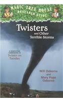 9780756922177: Twisters and Other Terrible Storms (Magic Tree House Fact Tracker)