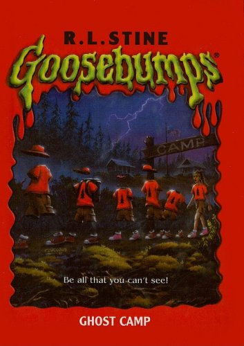 9780756925222: Ghost Camp (Goosebumps (Pb Unnumbered))
