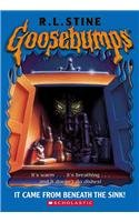 9780756925284: It Came from Beneath the Sink! (Goosebumps)