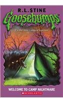 9780756925376: Welcome to Camp Nightmare (Goosebumps (Pb))