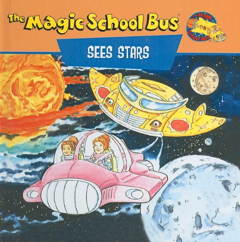 9780756926496: The Magic School Bus Sees Stars: A Book About Stars