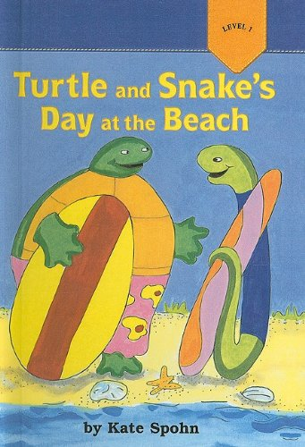 9780756928261: Turtle and Snake's Day at the Beach (Puffin Easy-To-Read: Level 1 (Pb))