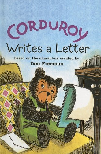 9780756928285: Corduroy Writes a Letter (Corduroy (Pb))