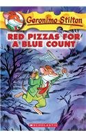 9780756930325: Red Pizzas for a Blue Count (Geronimo Stilton)