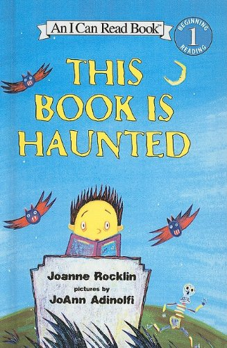 9780756930813: This Book Is Haunted (I Can Read Books: Level 1)