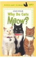 9780756930820: Why Do Cats Meow? (Puffin Easy -To-Read)