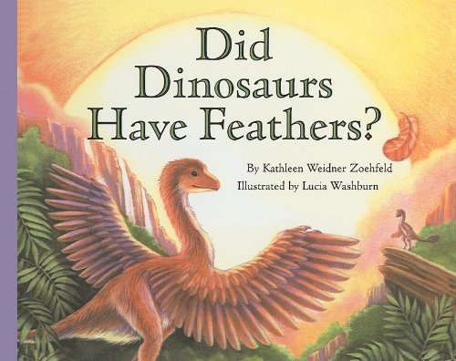 9780756930943: Did Dinosaurs Have Feathers? (Let's-Read-And-Find-Out Science: Stage 2 (Pb))