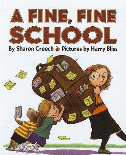 9780756931797: A Fine, Fine School