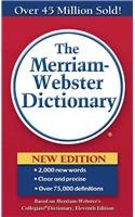 9780756932176: The Merriam-Webster Dictionary