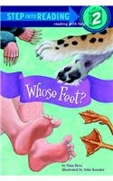 9780756932329: Whose Feet