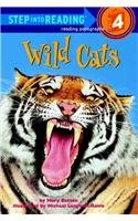 9780756932336: Wild Cats (Batten) (Step Into Reading - Level 4)