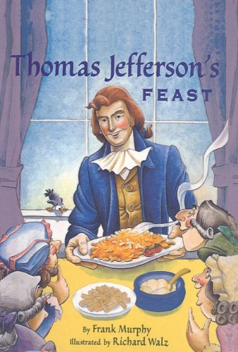 9780756932350: Thomas Jefferson's Feast (Step Into Reading: A Step 4 Book)