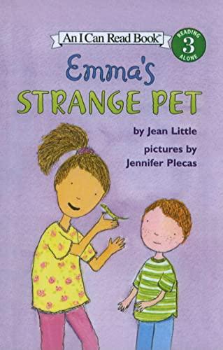 9780756932398: Emma's Strange Pet (I Can Read Books: Level 3)