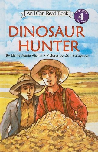 9780756932411: Dinosaur Hunter (I Can Read Books: Level 4)