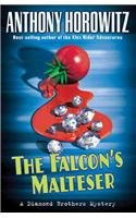 9780756932619: The Falcon's Malteser (Diamond Brothers Mysteries (Prebound))