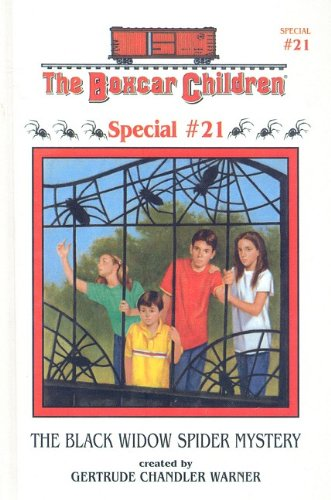 9780756932664: The Black Widow Spider Mystery (Boxcar Children Special)