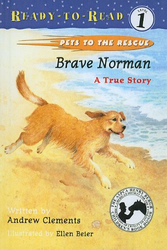 9780756932909: Brave Norman: A True Story (Pets to the Rescue)
