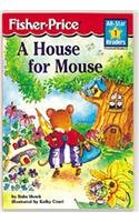 9780756932978: A House for Mouse Level 1 (All-Star Readers: Level 1)