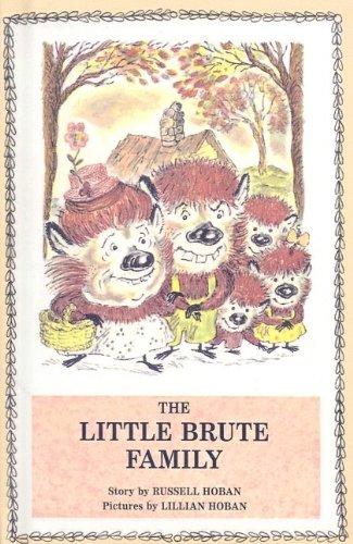 9780756933012: The Little Brute Family (Sunburst Books (Prebound))